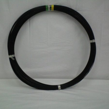 PVC TIE WIRE BLACK - TWP16250B