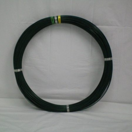 PVC TIE WIRE GREEN - TWP16500G
