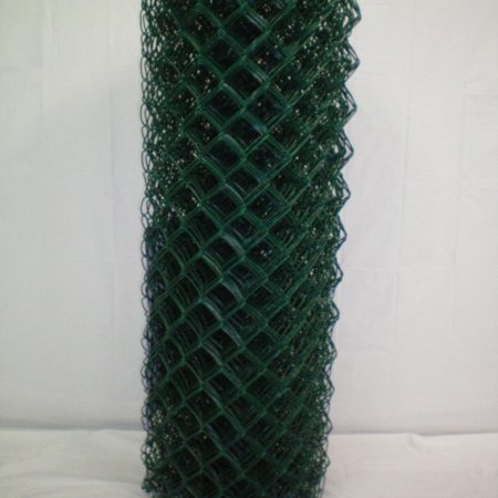 60mm PVC GREEN CHAINWIRE - CWP602KK12G