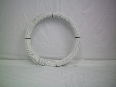 PVC LINE WIRE WHITE - LWP4400W