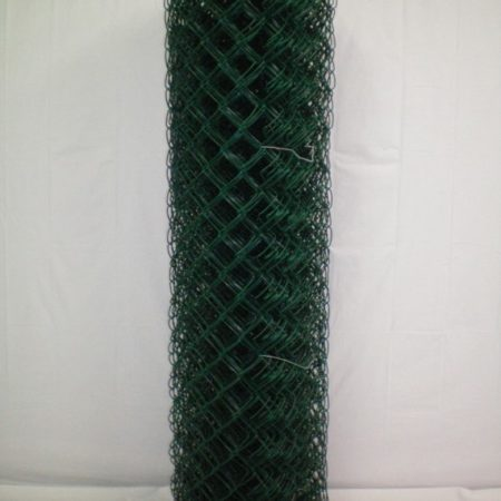 60mm PVC GREEN CHAINWIRE - CWP602KK15G
