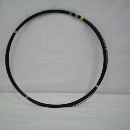 PVC TIE WIRE BLACK - TWP1650B