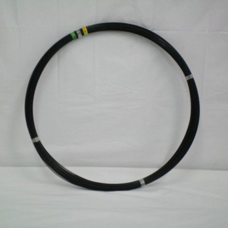 PVC TIE WIRE BLACK - TWP16100B
