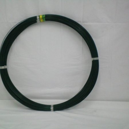 PVC TIE WIRE GREEN - TWP16250G