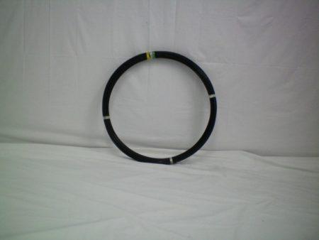 PVC LINE WIRE BLACK - LWP315100B