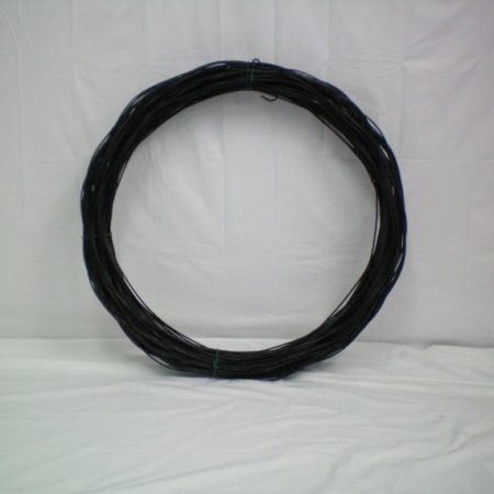 PVC HELICAL LINE WIRE BLACK- LWP31520HB