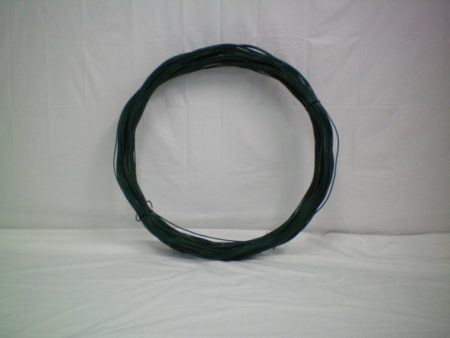 PVC HELICAL LINE WIRE GREEN - LWP315250HG