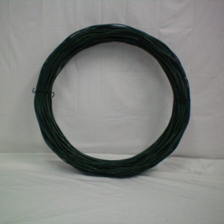 PVC HELICAL LINE WIRE GREEN - LWP4250GH