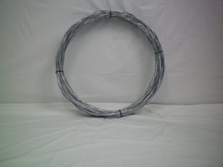 GALVANISED HELICAL LINE WIRE - LWG315250H