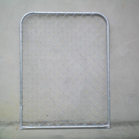 20NB FRAME DOMESTIC CHAINWIRE SINGLE GATE - GD20151