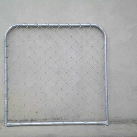 25NB FRAME DOMESTIC CHAINWIRE SINGLE GATE - GD2591