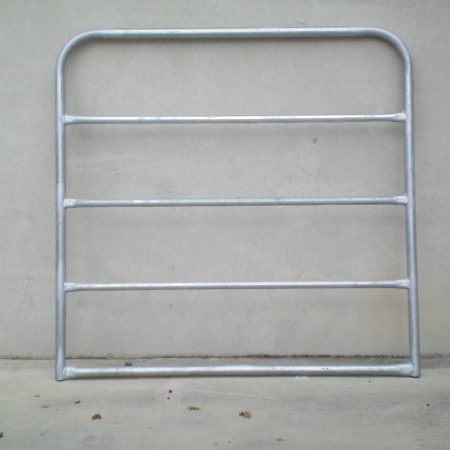 5 BAR CENTER STRAP FARM GATES - GF5B11312