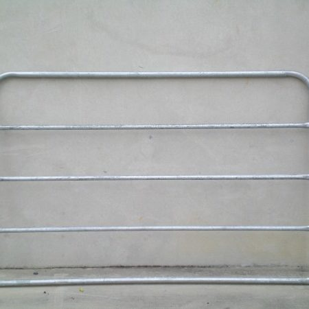 5 BAR CENTER STRAP FARM GATES - GF5B11318