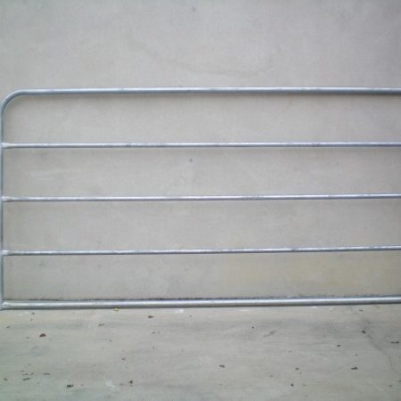 5 BAR CENTER STRAP FARM GATES - GF5B11324