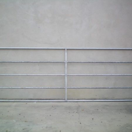 5 BAR CENTER STRAP FARM GATES - GF5B11336